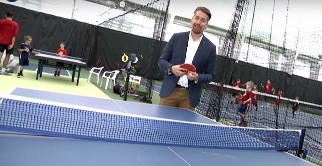 ESPRIT SPORTIF – TVA – Tennis de table Chops